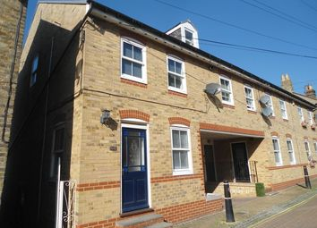 Thumbnail 3 bed town house to rent in Love Lane, Rochester