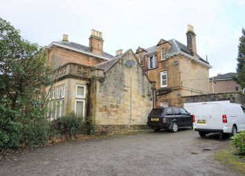 Thumbnail 2 bed flat for sale in Queen Street, Helensburgh