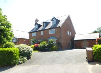 Thumbnail 6 bed detached house to rent in Henley Road, Wychwood Park, Weston, Crewe, Cheshire