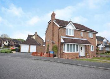Thumbnail 4 bedroom detached house for sale in Larksway, Bishops Stortford