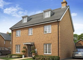 """Thumbnail 5 bedroom detached house for sale in """"The Marsworth - Plot 307"""" at Ampthill Road, Steppingley, Bedford"""