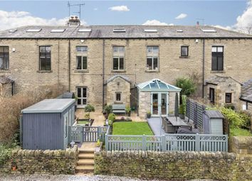 Thumbnail 5 bed terraced house for sale in Courtyard Mews, Hainsworth Road, Silsden, Keighley