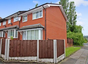 Thumbnail 3 bed end terrace house for sale in Astbury Street, Radcliffe, Manchester