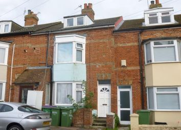 Thumbnail 2 bed terraced house for sale in Garden Road, Folkestone