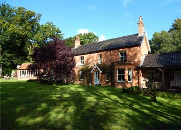 Thumbnail 5 bed detached house for sale in Melton Park, Melton Constable, Norfolk