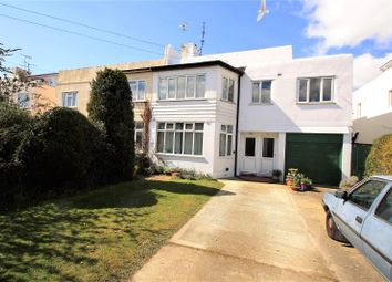 Thumbnail 2 bedroom flat for sale in Shaftesbury Avenue, Goring By Sea, Worthing