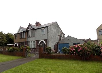 Thumbnail 3 bed semi-detached house for sale in Morfa Road, Margam, Port Talbot, Neath Port Talbot.