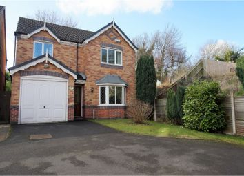 Thumbnail 4 bedroom detached house for sale in Bullrush Glade, St Georges Telford