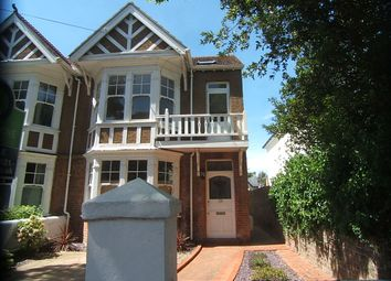 Thumbnail 2 bed maisonette to rent in St Georges Road, Worthinng