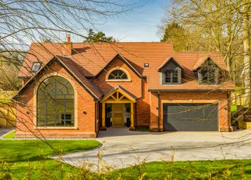 Thumbnail 6 bed property for sale in Manor Croft, Goring On Thames