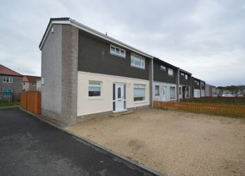 Thumbnail 2 bed terraced house for sale in Campbell Avenue, Stevenston, North Ayrshire