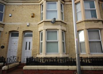 Thumbnail 2 bed terraced house for sale in Leopold Road, Kensington, Liverpool