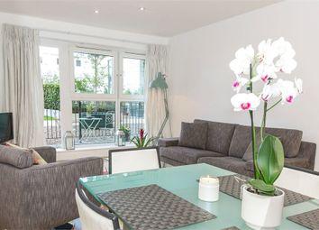 Thumbnail 2 bed flat for sale in Warren House, Warwick Road, London