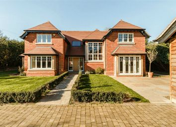 Thumbnail 5 bed detached house for sale in Station Road, Shiplake, Henley-On-Thames