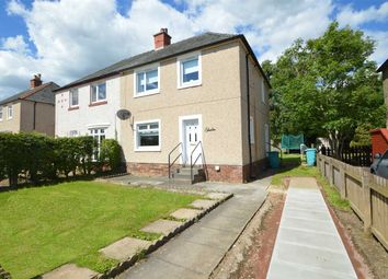 Thumbnail 3 bed semi-detached house for sale in Grampian Road, Wishaw