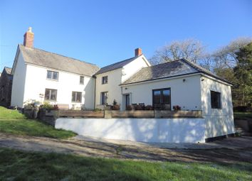 Thumbnail 4 bed detached house for sale in Pancrasweek, Holsworthy