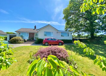 Thumbnail 3 bed detached bungalow for sale in Cookbury, Holsworthy