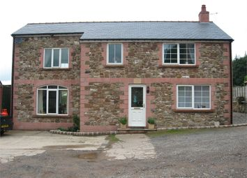 Thumbnail 3 bed detached house for sale in Newbiggin, Nr Croglin, Cumbria