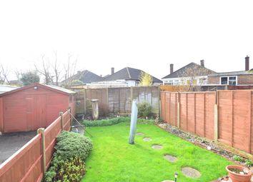 Thumbnail 2 bed semi-detached bungalow for sale in Oak Road, Fareham