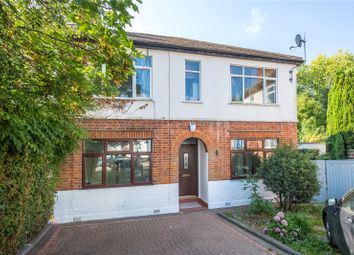 Thumbnail 2 bed flat for sale in Marlborough Gardens, Whetstone, London