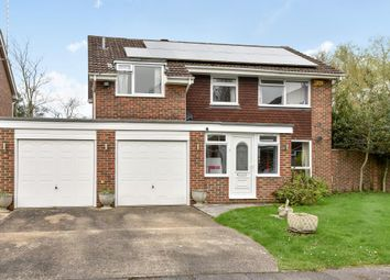 Thumbnail 4 bedroom detached house for sale in Leighton Gardens, Maidenhead