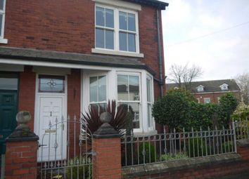 Thumbnail 3 bed semi-detached house to rent in Station Road, Poulton-Le-Fylde