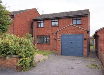 Thumbnail 3 bedroom detached house for sale in Grenay Court, Nottingham