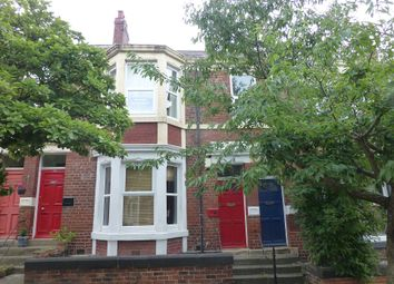 Thumbnail 2 bed flat to rent in Amble Grove, Sandyford, Newcastle Upon Tyne