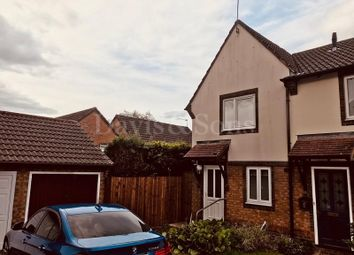 Thumbnail 2 bedroom semi-detached house to rent in Squires Gate, Rogerstone, Newport.