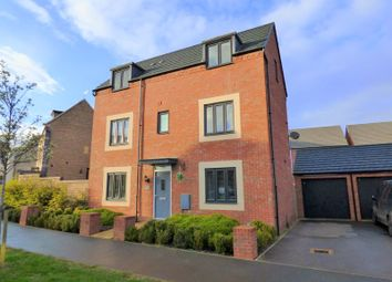 4 bed detached house for sale in Balmoral Close, Northampton NN5