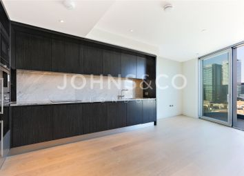 Thumbnail 2 bed flat for sale in Providence Tower, 11 Biscayne Avenue, London