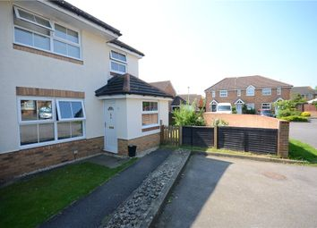 Thumbnail 3 bedroom end terrace house for sale in Donaldson Way, Woodley, Reading