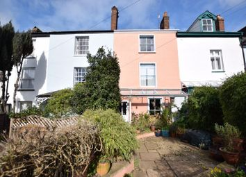 Albion Place, St. James, Exeter EX4. 3 bed terraced house for sale