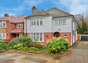 Thumbnail 4 bed detached house for sale in Mile House Lane, St. Albans, Hertfordshire