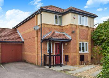 Thumbnail 3 bed link-detached house for sale in Badgers Oak, Kents Hill, Milton Keynes