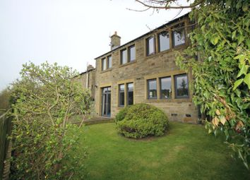 Thumbnail 5 bed detached house to rent in Sunside, Stocksmoor, Huddersfield