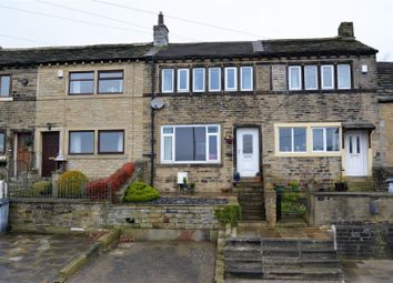 Thumbnail 2 bedroom terraced house for sale in Radcliffe Road, Golcar, Huddersfield