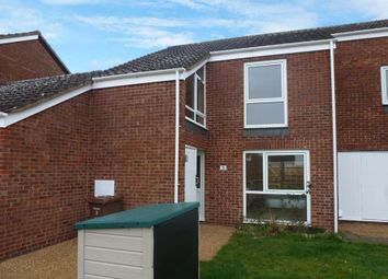 Thumbnail 3 bedroom terraced house to rent in Redwood Lane, RAF Lakenheath, Brandon