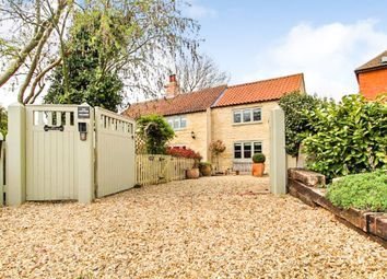 Thumbnail 3 bed detached house for sale in Little Humby, Grantham