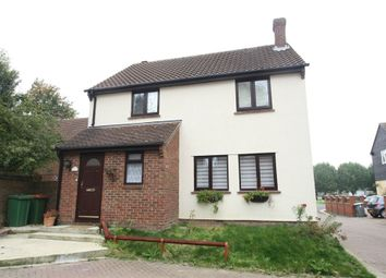 Thumbnail 4 bedroom detached house for sale in Pintail Close, Beckton, London