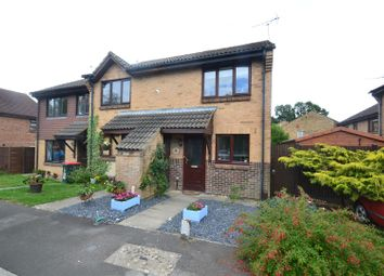 Thumbnail 2 bed end terrace house for sale in Capsey Road, Ifield, Crawley