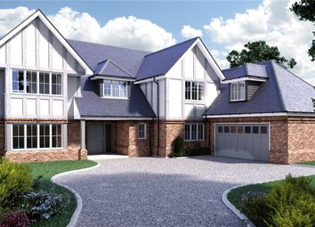 Thumbnail 5 bed detached house for sale in Priory Road, Sunningdale, Ascot, Berkshire