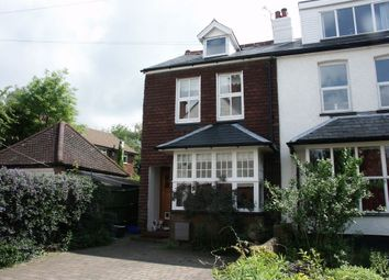 Thumbnail 3 bed semi-detached house to rent in 6 The Avenue, Amersham, Buckinghamshire