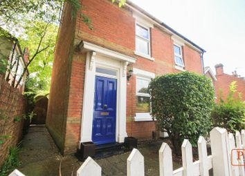 Thumbnail 3 bed semi-detached house to rent in Halstead Road, Colchester, Essex