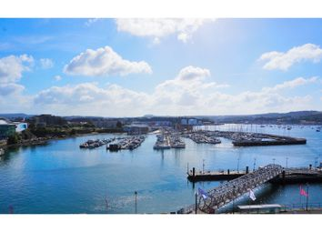 Thumbnail 2 bed flat for sale in Lambhay Street, Plymouth