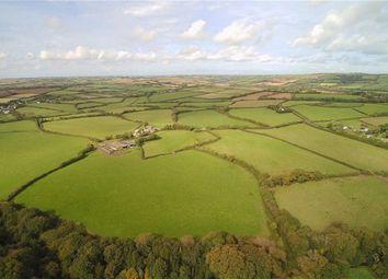 Thumbnail Land for sale in Chapel Amble, Wadebridge