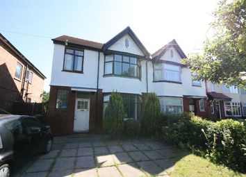 Thumbnail 4 bed semi-detached house for sale in Halsall Lane, Formby, Liverpool