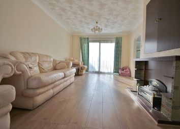 Thumbnail 3 bedroom terraced house to rent in Kingston Hill Avenue, Chadwell Heath, Romford