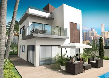Thumbnail 3 bed villa for sale in Spain, Valencia, Alicante, Finestrat