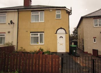 Thumbnail 3 bed semi-detached house for sale in Princes Road, Tividale
